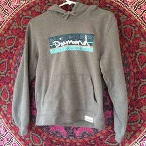 Diamond Supply Co. Sweaters - Diamond supply co  hoodie