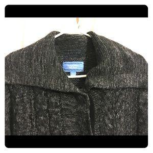 Long dark gray/black sweater