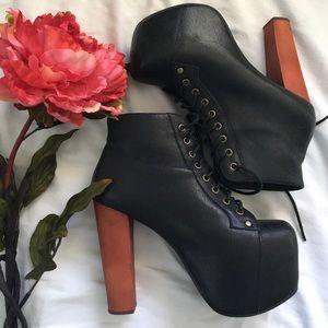 Jeffery Campbell Lita boots