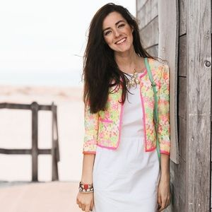 Lilly Pulitzer Jackets & Blazers - NWT Lilly Pulitzer Nelle Jacket