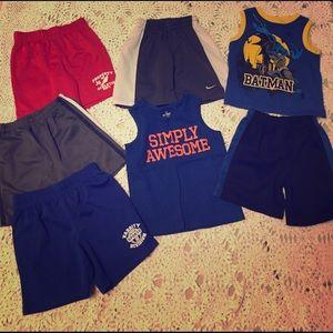 Nike Other - 2t warm weather bundle