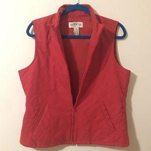 Orvis Jackets & Blazers - 😻Lightweight Quilted Vest