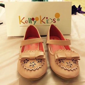 Lelli Kelly Kids Other - Light pink dressy shoes