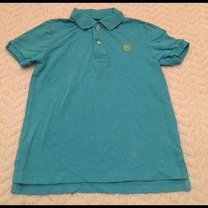 Chaps Other - $4 SALE! CHAPS: aqua polo shirt