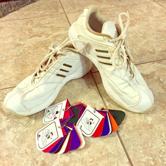 Adidas zapatos zapatilla con anillos de colores poshmark