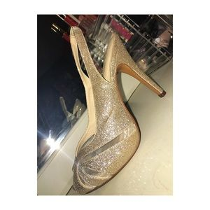 Lulu Townsend Shoes - Sparkly Heels