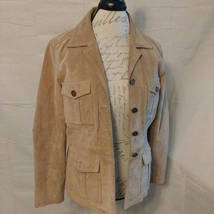 Western, 100% Suede, fully lined jacket