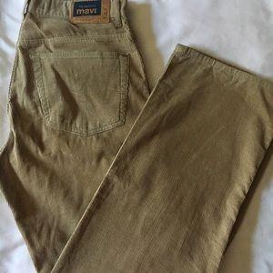 Mavi Other - Men's Mavi Corduroy pants Tan Size 31 / 32