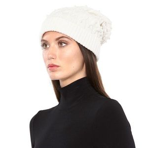 Alice + Olivia Slouchy Pearl Hat
