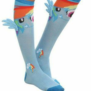 My Little Pony Accessories - 💥 Rainbow Dash My Little Pony knee socks