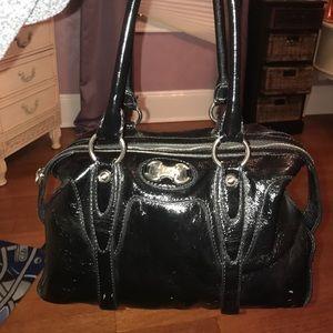 Michael kors patent leather bag