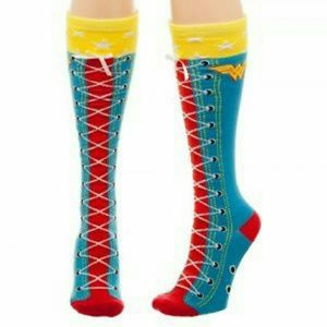 Bioworld Accessories - 💥 Wonder Woman knee socks
