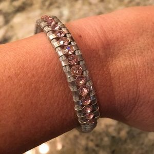 Chan Luu Jewelry - 💕Sale!! Chan Luu pink crystal bracelet