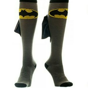 Bioworld Accessories - 💥  Batman knee socks