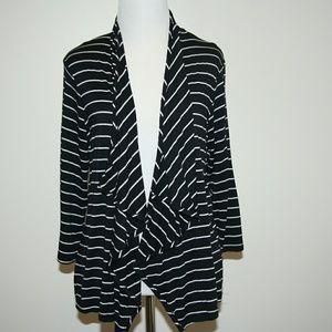 Unbrandef Sweaters - Striped Cardigan