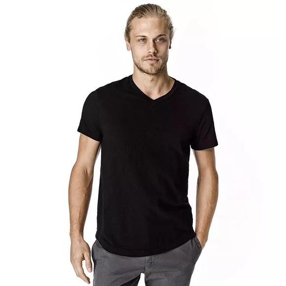 315dd88b Buck Mason Shirts | 2 Vneck Slub Tee Size Xxl2pack | Poshmark