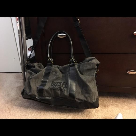 3a40224368 Diesel Handbags - Diesel fragrance duffle bag