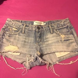 Abercrombie & Fitch Pants - Mini shorts from A&F