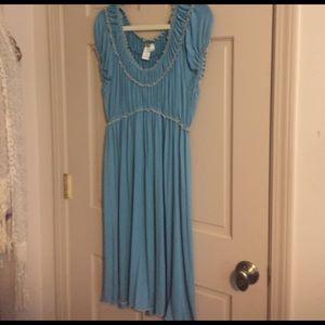 sophie max Dresses & Skirts - Blue Dress XL