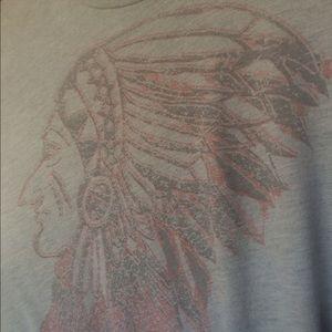 Vintage Native American cotton tee