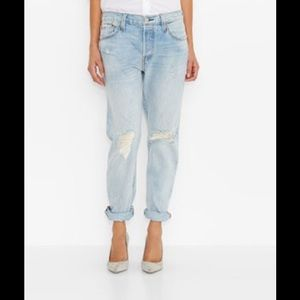 Urban Outfitters Denim - LEVI 501 CT BOYFRIEND JEANS NEW
