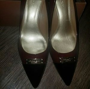 Coach Shoes - Coach Kitten Heels