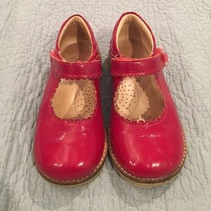 Elephantito Other - Elephantito red patent leather shoes