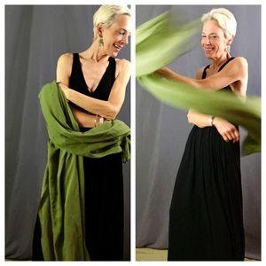 iCe Dresses & Skirts - ⚡️💫SALE-NWOTS Black Maxi - Be Regal