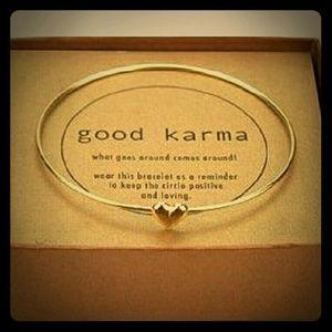 Jewelry - Good Karma Heart Bracelet