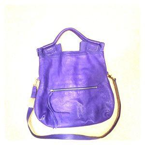 Foley + Corinna Handbags - Blue foley and corina bag