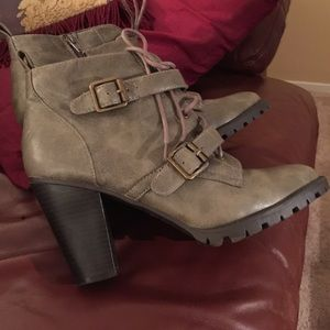 """Madden Girl Shoes - Madden Girl ankle boots. 5"""" heel."""