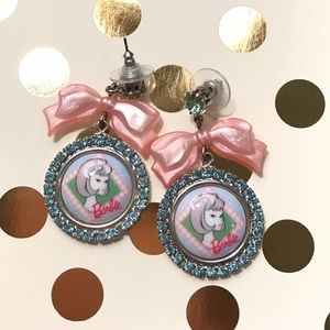Tarina Tarantino Jewelry - Tarina Tarantino Vintage Barbie Earrings
