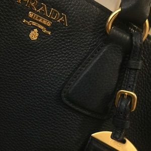 5cd1f37fdbff Prada Bags - PRADA authentic leather bag