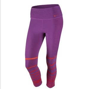 Nike Legend Tight Burnout Women's Training Capris