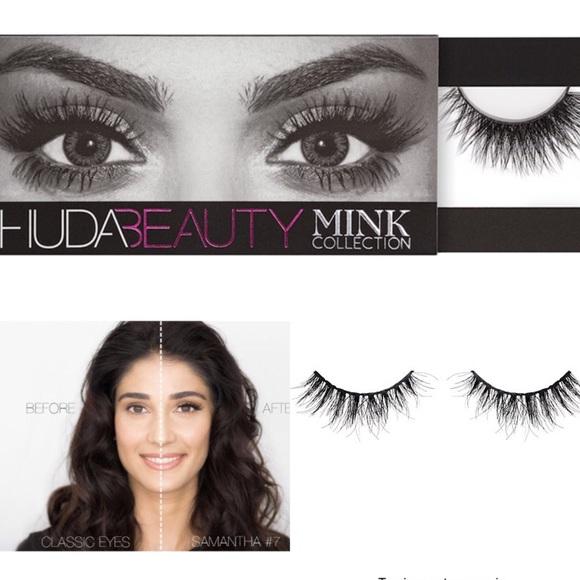 ba13c1f022d NWOT Huda Beauty Samantha #7 Lashes. M_58981402620ff783d80b4781