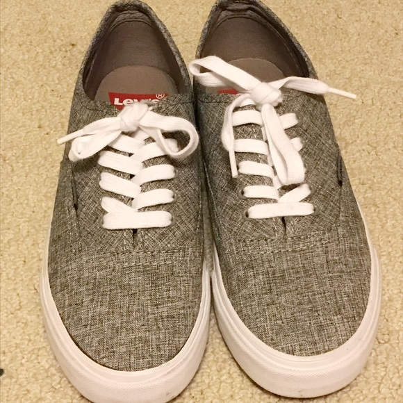 Levi's Shoes | Levis Skater Sneakers In