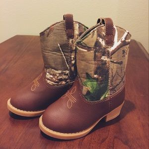 Natural Steps Other - Toddler Cowboy or Cowgirl Boots