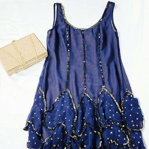 Ark & Co Dresses & Skirts - [Ark & Co] Gatsby Flapper Sequin Party 🍾 Dress