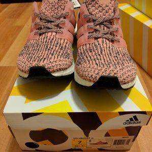ce2afb1ff8c5b Adidas Shoes - NEW WOMEN ADIDAS ULTRA BOOST 3.0 STILL BREEZE PINK