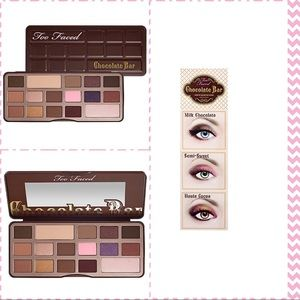 Too Faced Other - Too Faced (Semi-Sweet) Chocolate Bar Palette