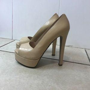 Sergio Rossi Shoes - SPRING SALE!!😍🌷🌸 SERGIO ROSSI Beige Pump