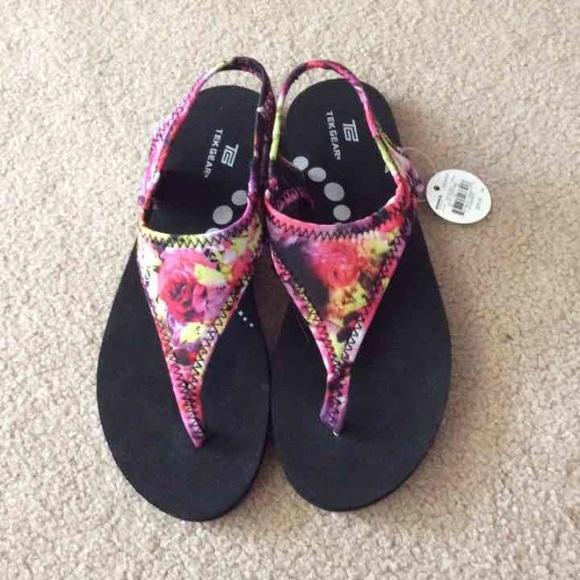 af6fad285bb Tek Gear Sandals