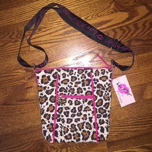 NWT Betsey Johnson crossbody purse