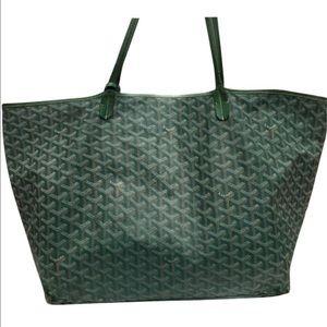 Goyard Handbags - Goyard - authentic Goyard Large tote bag
