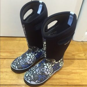 Bogs Shoes - Bogs Tall Winter Snow Boot