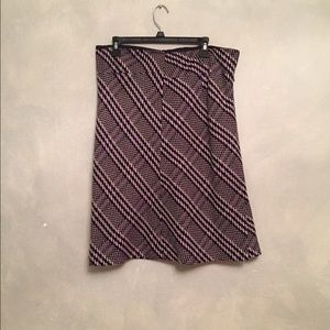 Gerry Weber Dresses & Skirts - Cute Vintage Plaid Skirt