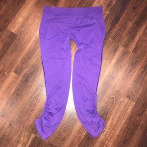 Unity Pants - Purple Work Out Leggings