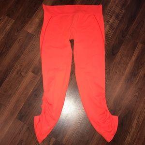 Unity Pants - orange Work Out Leggings