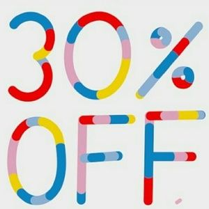 Bundle discount@ 30% Today includes everything NWT