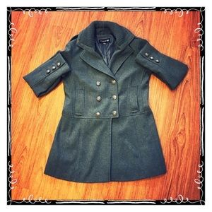 Forever 21 Jackets & Blazers - CLEARANCE Forever 21 3-button coat with pockets